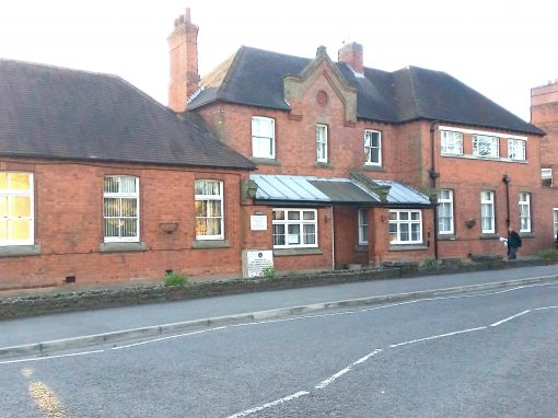Cottage Hospital, Ashby de la Zouch