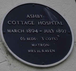 Ashby Cottage Hospital 3