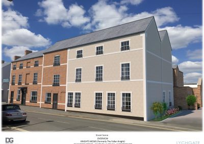 Knights Mews Site Plans 1