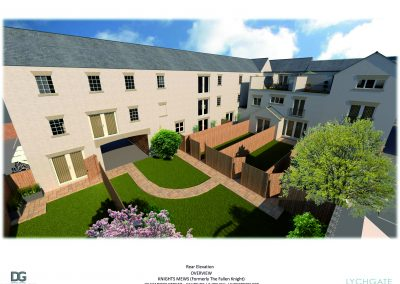 Knights Mews Site Plans 5